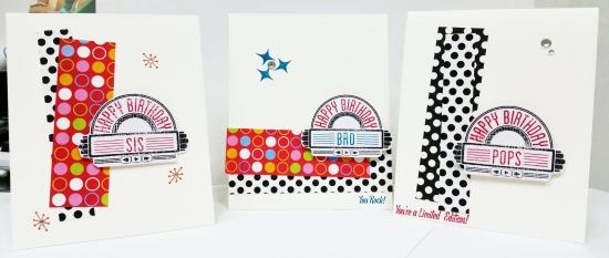 #FF0040, Festive Friday Designer- Patricia Chalas, Retro